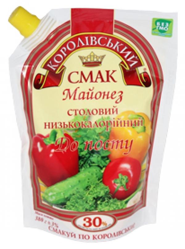 """МАЙОНЕЗ """"ДО ПОСТУ"""" (К ПОСТУ) 30%, 380Г"""