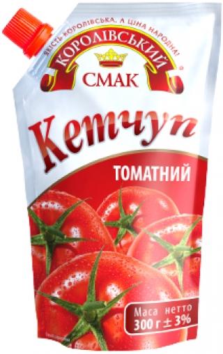 "КЕТЧУП ""ТОМАТНИЙ"" 300Г"